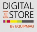 Digital Store 2018 Paris / France trade show for point of sale